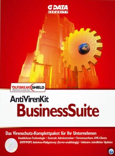AntiVirenKit Business Suite 20 Platz
