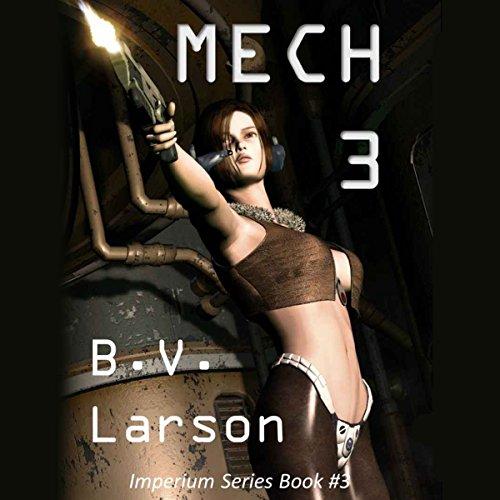 Mech 3: The Empress audiobook cover art