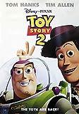 POSTER STOP ONLINE Toy Story 2 - Disney/Pixar Movie Poster (Regular Style) (Buzz Lightyear & Woody) (Size 27' x 39')