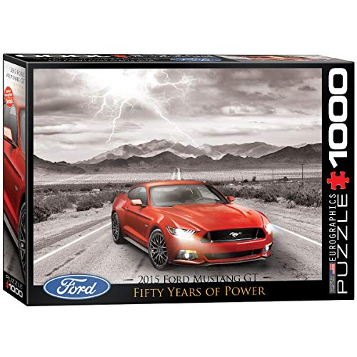 EuroGraphics Puzzle Ford Mustang GT