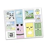 Lundby 60-5005-00 Stickerbogen