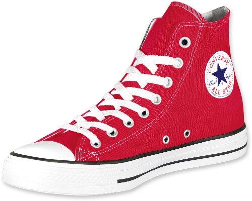 Converse M7650, Sneaker Unisex – Adulto, Rosso (Varsity Red), 39 EU