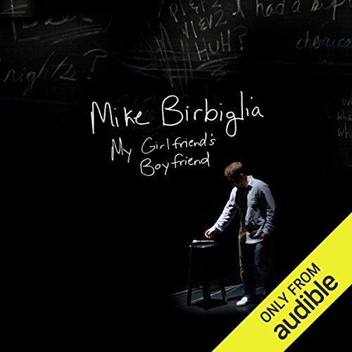 My Girlfriend's Boyfriend audiobook cover art