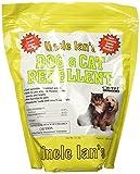 Uncle Ians 100045830 Organic Dog and Cat Repellent 2.3lb, 2.3 lb, Brown/A