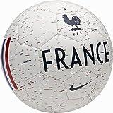 Nike SC3200-100 Ballon de Football Mixte Adulte, Blanc/(Obsidian), Taille : 5