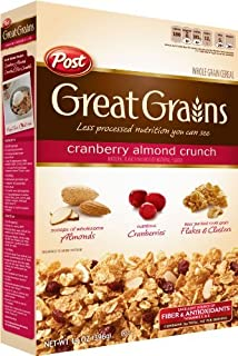 Great Grains Cranberry Almond Crunch, 14-ounce (Pack of 2)