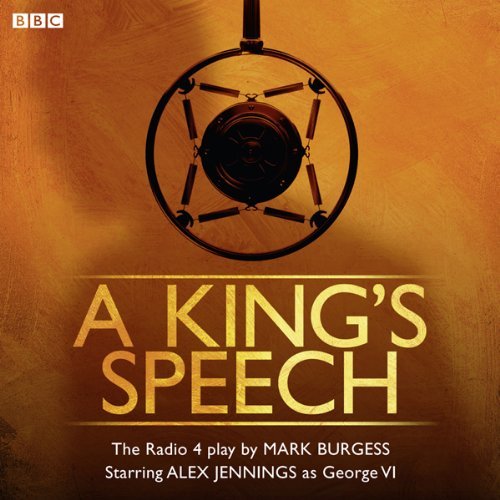 A King's Speech audiobook cover art