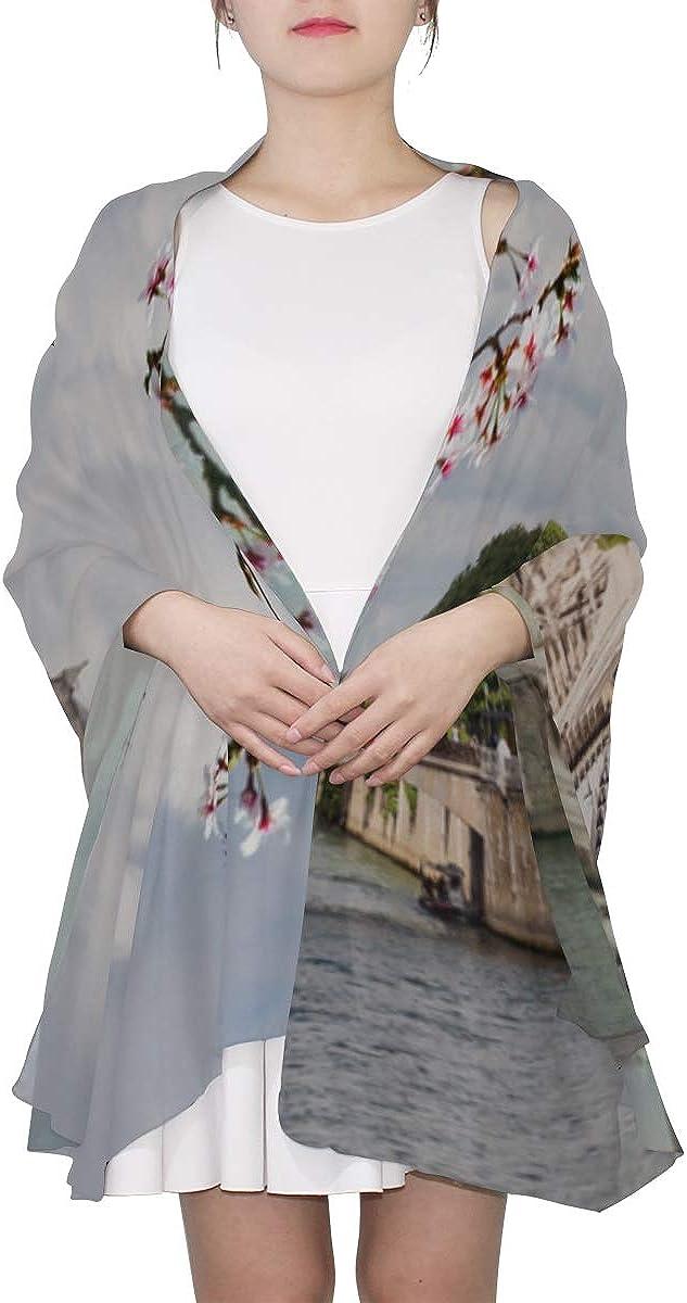 Kids Scarfs Holy Sacred Notre Dame De Paris Shawls And Wraps For Evening Dresses Women Scarf Lightweight Print Scarves Shawl Wrap Fashion Scarf