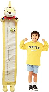 Cartoon Tiger Plush Fabric Wall Growth Chart, Height Measurement, Scale, Ruler for Kids 46