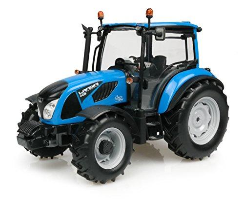 Universal Hobbies - UH4944 - Tracteur Landini 4.105 - Bleu - Echelle 1/32