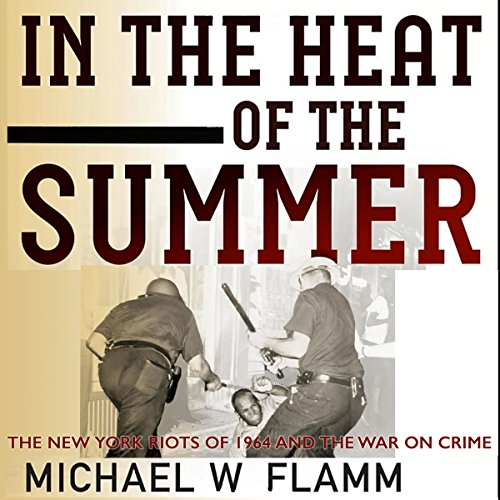 In the Heat of the Summer audiobook cover art