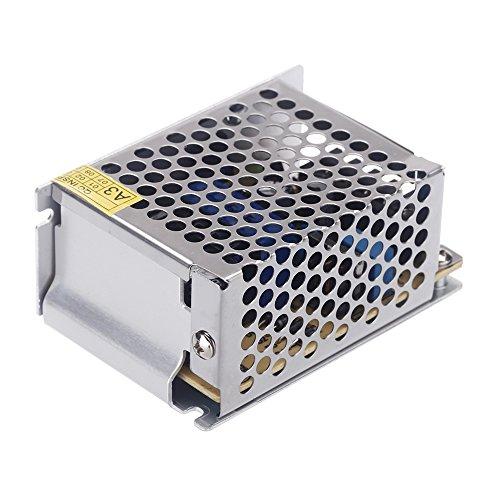Oferta de Lixada Fuente de Alimentación de Adaptador para Tiras de LED 25W AC 100V~240V a DC 5V 5A