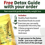 Detox products Made by Earth – 30 Day Detox Tea with Detox Guide: 100% Natural Herbal Teatox