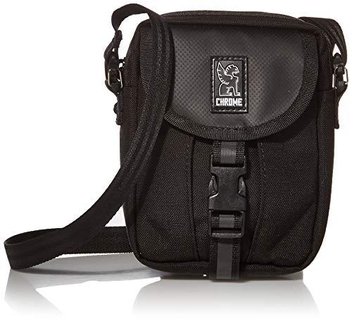 Chrome Industries Shoulder Access Pouch Messenger Bag One Size Black