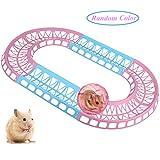 Legendog Hamster Toys Hamster Track Toy,Hamster Exercise Track Hamster Exercise Toy,Small Animal Track for Hamster,Small Animal Supplies for Pets,Pet Supplies Hamster Supplies