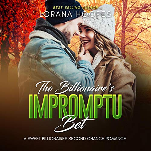The Billionaire's Impromptu Bet audiobook cover art