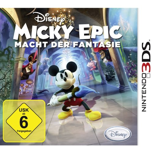 Preisvergleich Produktbild Disney Micky Epic: Macht der Fantasie