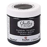 RAYHER HOBBY 38868574 Chalky Finish auf Wasser-Basis, Kreide-Farbe für Shabby-Chic-, Vintage- und...