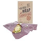 Media Chain Natural Wrap Sandwic...