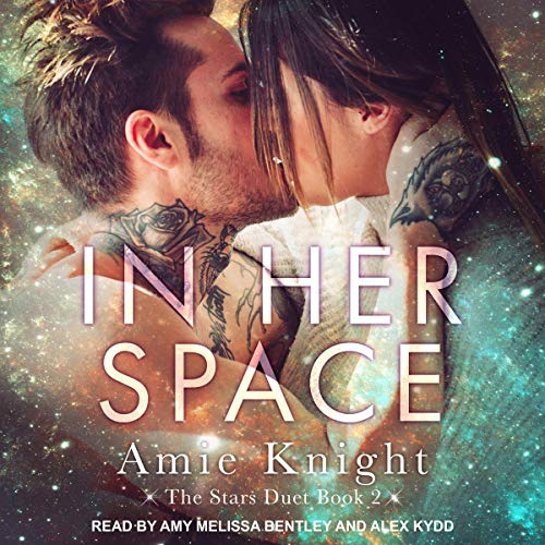 In Her Space     Stars Duet Series, Book 2              By:                                                                                                                                 Amie Knight                               Narrated by:                                                                                                                                 Amy Melissa Bentley,                                                                                        Alex Kydd                      Length: 7 hrs and 19 mins     1 rating     Overall 4.0