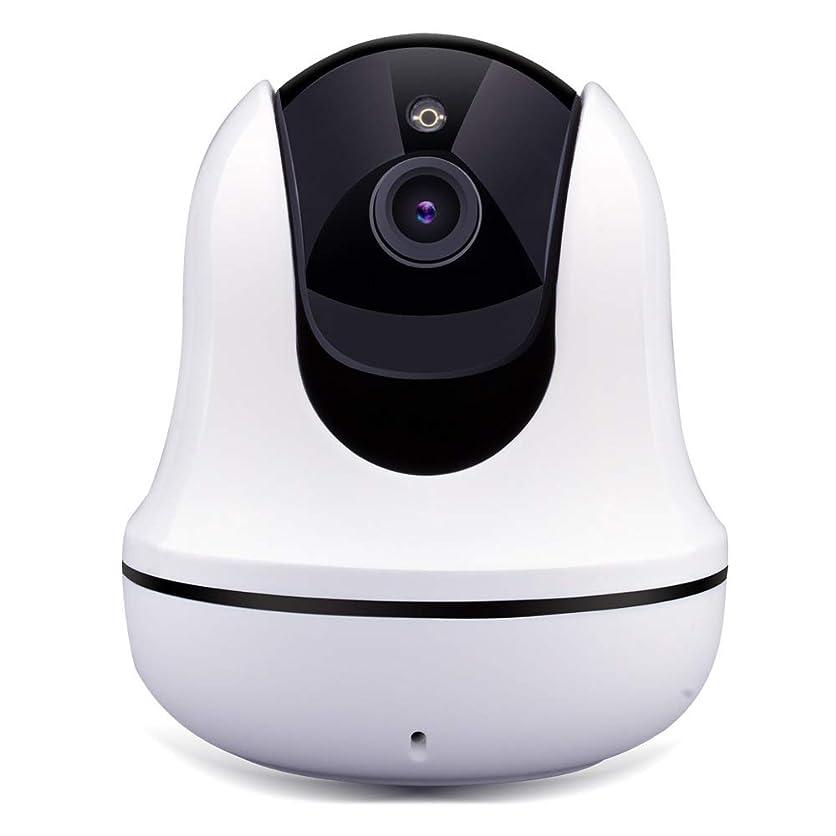 書くコミット最小Zxcv セキュリティーカメラ ワイヤレス 赤外線パン/チルト防犯カメラ110-240V 2チャンネルオーディオWIFI IPカメラ1080P HD屋外