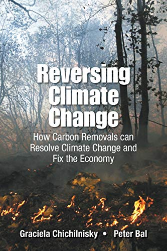 Reversing Climate Change:How Carbon Removals can Resolve Climate Change and Fix the Economy