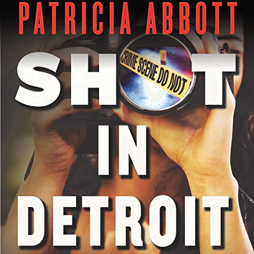Shot in Detroit audiobook cover art