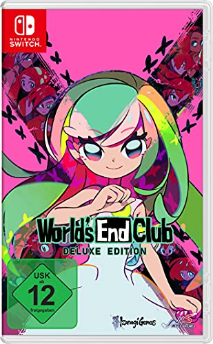World s End Club - Deluxe Edition (Switch) [Importación alemana]