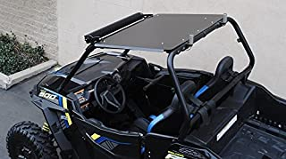 2015-2019 Polaris RZR 900 / 900S / 1000S / XP1000 / Turbo - Black Aluminum Roof