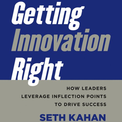Getting Innovation Right cover art