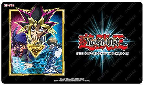 Yu Gi Oh. – accygo038 – The Dark Side of Dimensions – Alfombra de Juego