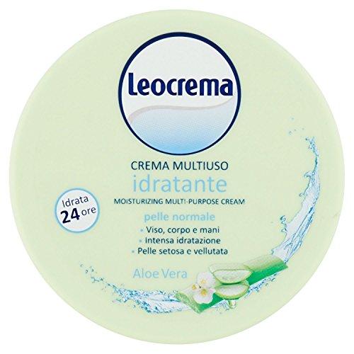 LEOCREMA Mains / Corps / Visage Vase Aloe Vera 150 Ml Soins De La Peau