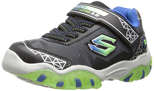 Skechers Kids Skechers Boys S Lights Street Lightz 2 Light Up Sporty Casual Trainers
