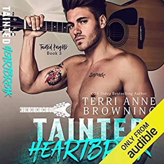 Tainted Heartbreak                   Written by:                                                                                                                                 Terri Anne Browning                               Narrated by:                                                                                                                                 Jillian Macie,                                                                                        J. F. Harding                      Length: 7 hrs and 3 mins     Not rated yet     Overall 0.0