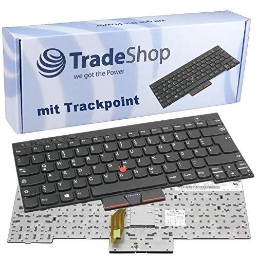 Original QWERTZ Tastatur Deutsch mit Trackpoint für IBM Lenovo Thinkpad L430 L530 T430 T430i T430s T430si T530 T530i W530 X230 X230 Tablet X230 Tablet X230i X230i Tablet X230IT X230t