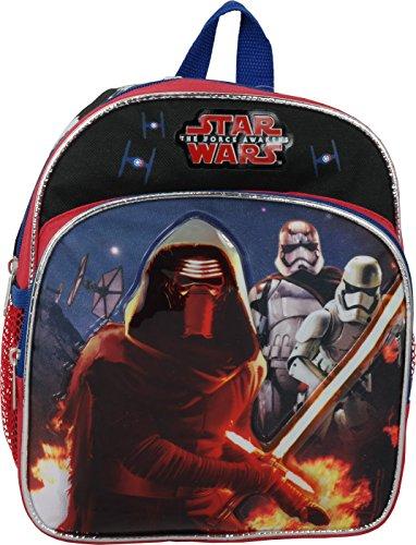 Disney Star Wars the Force Awakens 10  Mini Toddler Backpack
