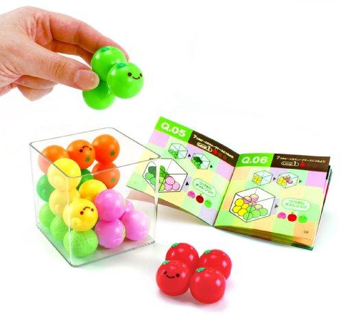 Eye Up Fruit Cube (Japan Import)