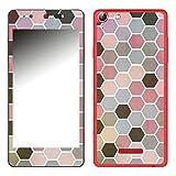 Disagu SF-106693_1204 Design Folie für Wiko Selfy 4G - Motiv Polygone 01