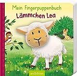 Mein Fingerpuppenbuch - Lämmchen Lea (Fingerpuppenbücher)
