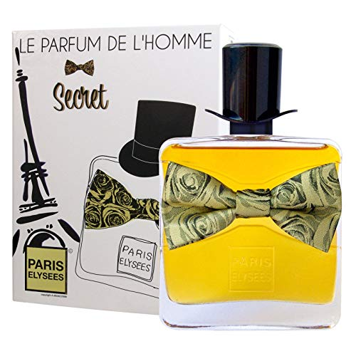 Le Parfum de l'Homme SECRET Eau de toilette 100ml Homme Paris Elysees
