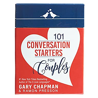 Gary Chapman Box Of 101 Conversation Starters for Couples