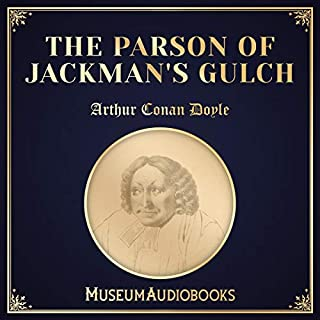 The Parson of Jackman's Gulch cover art