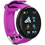 Smart Watch, orologio fitness full touch da 1,57 pollici con cardiofrequenzimetro e monitoraggio del sonno, impermeabile IP67 Activity Tracker orologio contapassi cronometro, Smart Watch per uomo donn