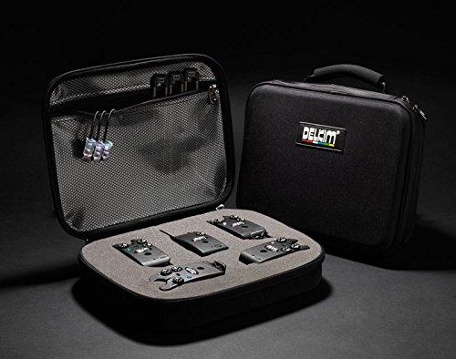 Nuevo Delkim caja negra caja de almacenamiento para alarmas