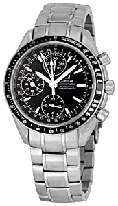 Omega Men's 3220.50.00 Speedmaster Day Date Tachymeter Watch image