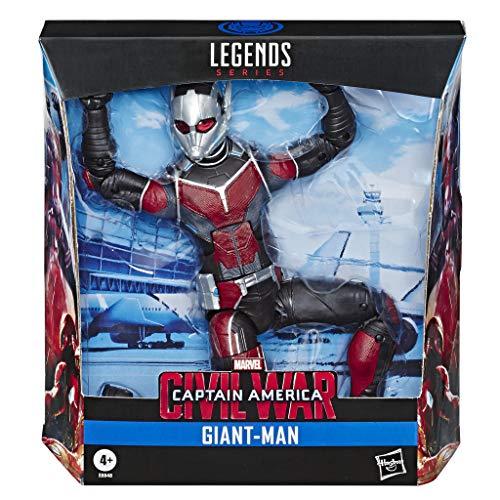 Marvel Legends - Deluxe Hombre Gigante (Hasbro E88485L0)