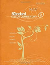 NIV? Standard Lesson Commentary? with eCommentary 2011-2012 by Standard Publishing (2011-05-02)