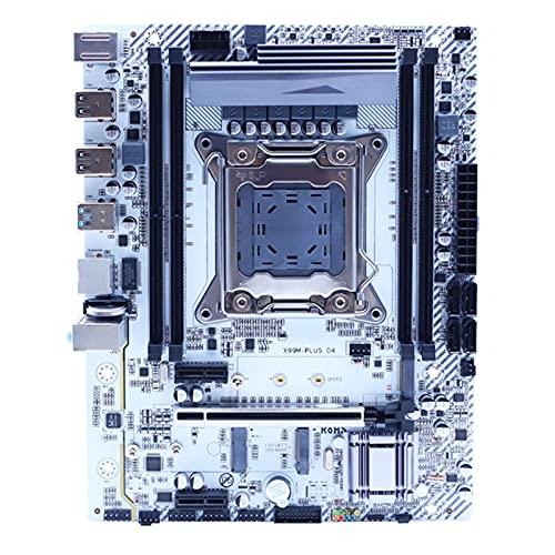 Placa Base X99 Turbo Boost DDR4 RAM para Intel LGA 2011 V3 V4 Xeon E5 I7 CPU M.2 NVME Placa Base de computadora