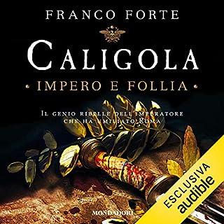Caligola. Impero e follia copertina