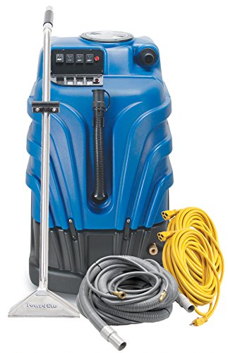 Buy Discount Powr-Flite PFX1080ESP Hot Water Carpet Extractor Starter Pack, 10 gal Capacity